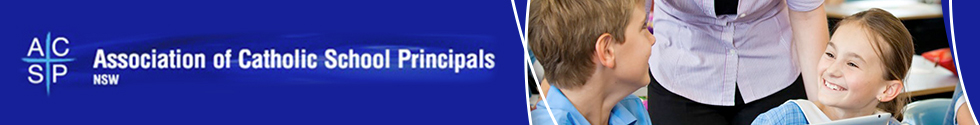 ACSP NSW - Association of Catholic School Principals in NSW Inc
