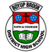 Boyup Brook District High School Logo