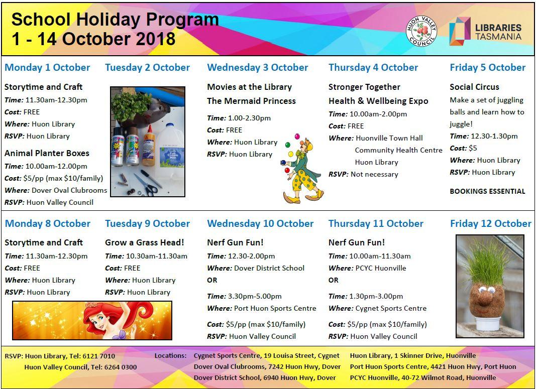 Libraries Holdiay Program.JPG