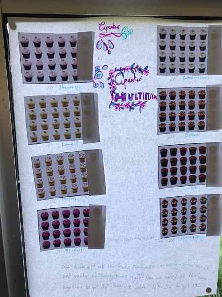 Cupcake arrays (Copy)