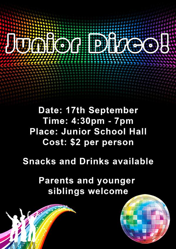 junior disco
