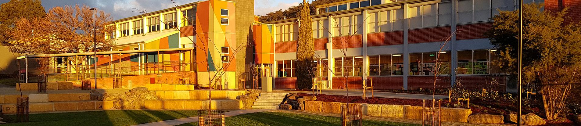 School Slider Image Three