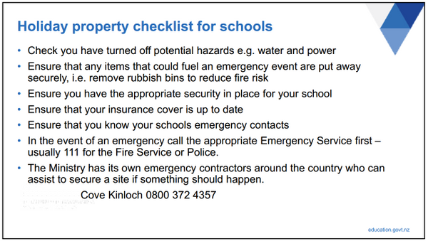 Holiday Property Checklist.PNG