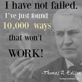 edison failure