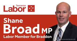 Shane Broad MP