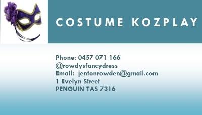 Costume Kozplay