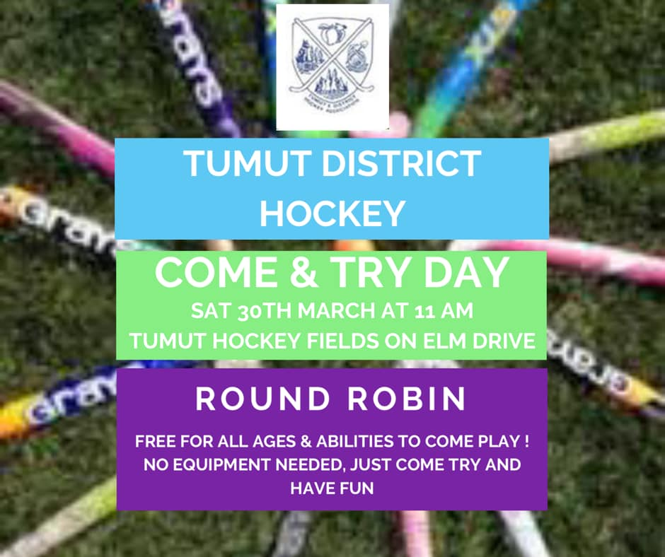 Hockey 2019 Come & Try Day