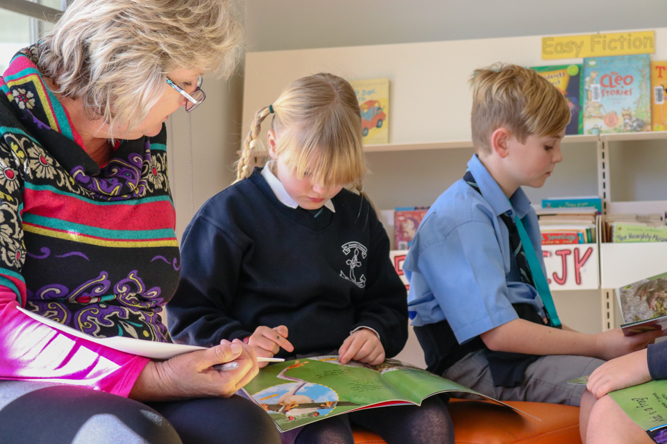 Learning teaching read