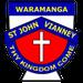 St John Vianney's Primary School - Waramanga Logo