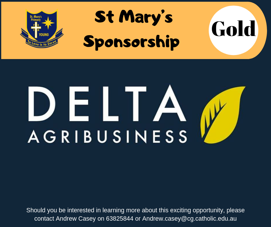 St Mary's Sponsorship Packages