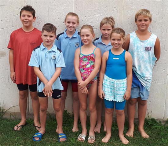 Our AD Swim Team