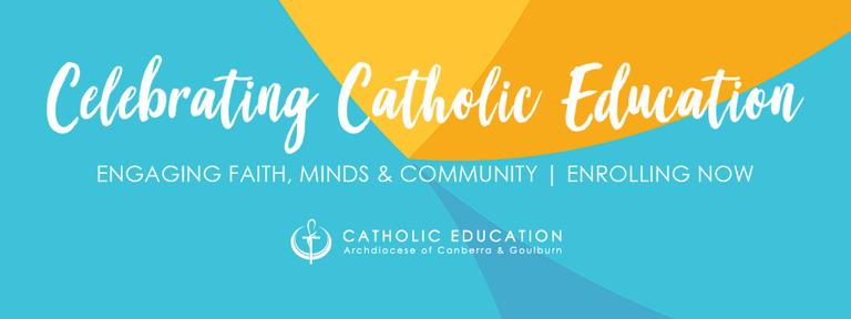 Image result for catholic schools week 2019 cg