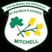 St Patrick's School Mitchell Logo