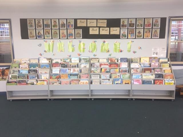 Library Shelving