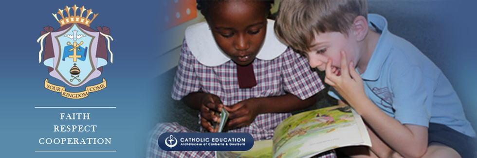 Sts Peter and Paul Primary School - Garran