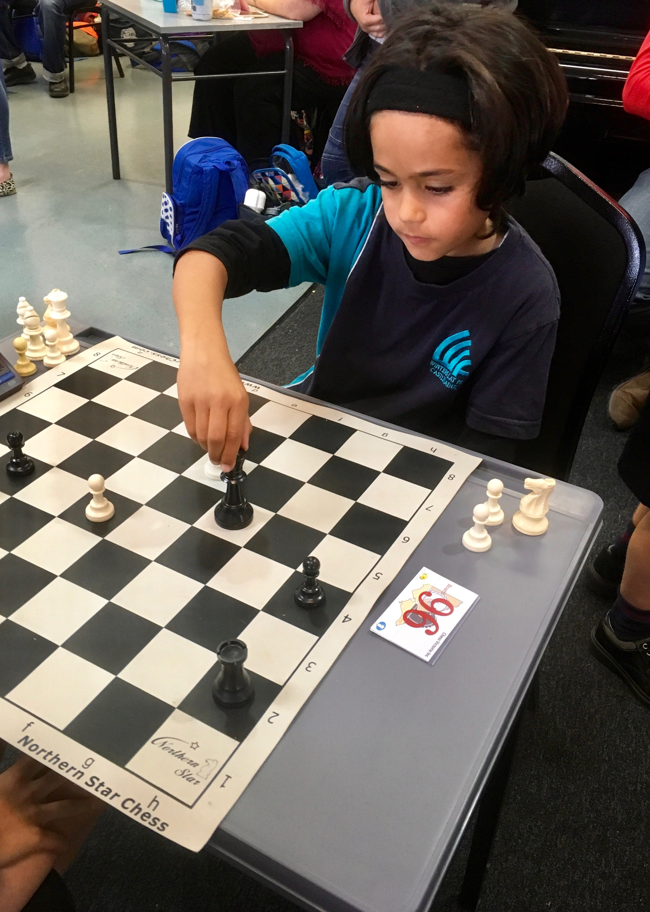 Chess Tournament Melbourne 2